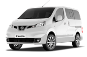 Evalia 6-7 Seats MANUAL DIESEL