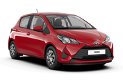 Yaris MANUAL DIESEL